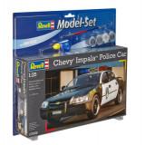 Model Set Chevy Impala Police Car - RV67068 - Macheta Aeromodel Revell