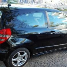 MERCEDES A150 NEGRU, An Fabricatie: 2004, Benzina, 200000 km, 1485 cmc, Clasa A