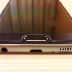Samsung S6, 32GB, Black Sapphire, Full Box, Garantie 2 ani, Neverlock! - Telefon Samsung, Negru, Neblocat