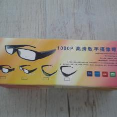 Ochelari cu camera ascunsa Full HD 1920x1080p - Camera spion