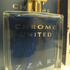 Parfum Azzaro Chrome united - Parfum barbati Azzaro, Apa de toaleta, 100 ml