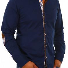 Camasa Carisma Bleumarin 8070 - Camasa barbati Carisma, Marime: S, Culoare: Din imagine