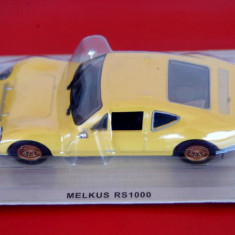 LOT 21 -  Machete Melkus RS 1000 + ZIL 118KL  scara 1:43