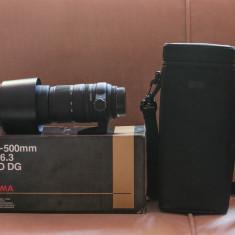 Sigma 170-500mm f/5-6-3 APO DG AF Nikon - Obiectiv DSLR
