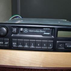 Radio casetofon auto Mercedes - CD Player MP3 auto