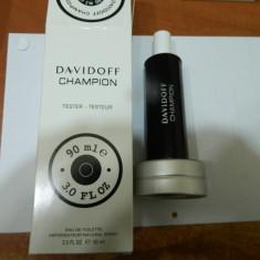 TESTER DAVIDOFF CHAMPION 90 ML--SUPER PRET, SUPER CALITATE! - Parfum barbati Davidoff, Apa de toaleta