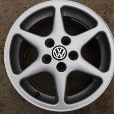 Set jante pentru Golf IV - Janta aliaj Volkswagen, Diametru: 15, Numar prezoane: 5