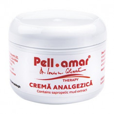 Crema Analgezica PellAmar - Crema conturul ochilor