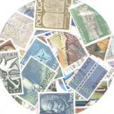 Pachet 100 timbre diferite Portugalia, stampilate