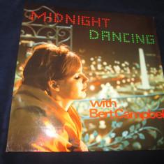 Bert Campbell – Midnight Dancing With Bert Campbell . vinyl, LP, Elvetia - Muzica Ambientala Altele, VINIL