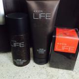 SET PARFUM LIFE BY KENZO IN COLABORARE CU AVON BARBATI - Parfum barbati, Apa de parfum, 50 ml