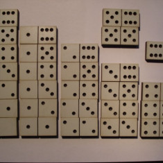 Joc Domino vintage URSS - Jocuri Logica si inteligenta