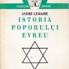 Andre Lemaire - Istoria poporului evreu - 670756 - Istorie