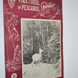 Revista Vanatorul si Pescarul Sportiv - Decembrie / 1956 - Carte Hobby Sport
