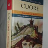 Edmondo de Amicis - Cuore - Carte educativa