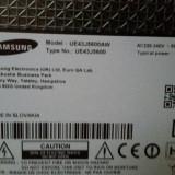 Vand Televizor Samsung Smart Tv 108 spart - Televizor LCD Samsung, 43 inchi (108 cm)