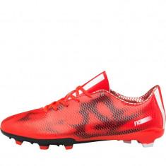 Ghete Fotbal Originale Adidas F10 FG Red, Marime: 41 1/3, Culoare: Din imagine