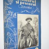 Revista Vanatorul si Pescarul Sportiv - Ianuarie / 1960 - Carte Hobby Sport