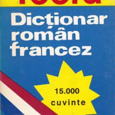Marcel Saras - Dictionar roman-francez - 639500 - Ghid de conversatie teora