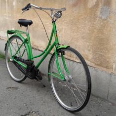 Bicicleta de oras Gepida Amsterdam Nexus3 City bike Retro bike Bicicleta clasica - Bicicleta retro, 18 inch, 28 inch, Numar viteze: 3