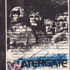 Andre Kaspi - Watergate - 338956 - Carte Politica