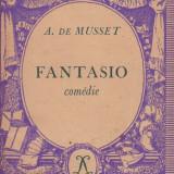 Alfred de Musset - Fantasio - 599288