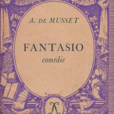 Alfred de Musset - Fantasio - 599288 - Carte Cinematografie