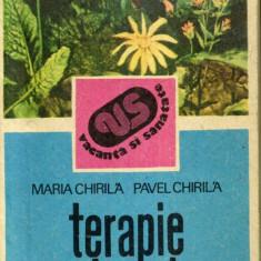 Pavel Chirila - Terapie naturista - 577719 - Carte Medicina alternativa
