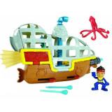Jake si piratii din tara de nicaieri - Submarinul lui Bucky BDJ02 Fisher Price