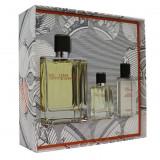 SET TERRE D'HERMES 100 ML EDT + 12, 5 ML EDT + 40 ML ASB - Parfum barbati