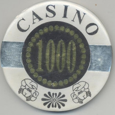 Jeton casino - Poker chips