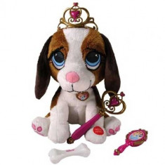 Catelusa interactiva Princess Puppy - Jucarii plus Disney