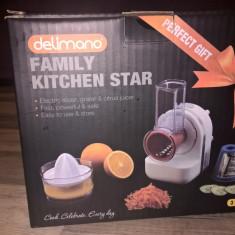 Razatoare electrica Delimano Family Kitchen Star - vazut la TV