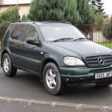 Mercedes ML 270, 2.7 CDI, an 2000