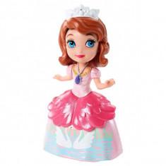 Papusa Disney Figurina Printesa Sofia Intai petrecere cu ceai CJB76 Mattel