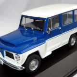 WHITEBOX JEEP Willys Rural 1968 1:43 - Macheta auto Alta