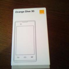 Telefon Orange, Negru, 8GB, Orange, Quad core, 1 GB