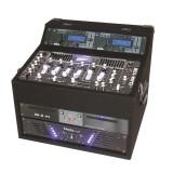 Stație Ibiza DJ1000MKII CD MP3 USB AUX