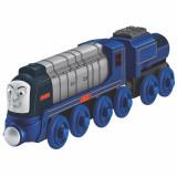 Locomotiva Vinnie, Thomas si prietenii sai - Trenulet de jucarie, 4-6 ani, Lemn, Unisex