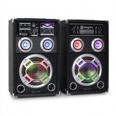 Skytec KA-08 600W difuzoare karaoke PA - Echipament karaoke