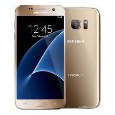Samsung Galaxy S7 32GB - Telefon Samsung, Auriu, Neblocat, Single SIM
