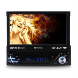 Radio Auna MVD-220 DVD CD MP3 USB SD AUX 7 bluetooth