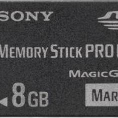 Card memorie pro duo -memory stick produo-8gb- pentru psp- camere foto -video - Card Memory Stick Pro Duo