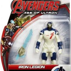 Figurina Iron Legion Avengers Age of Ultron 10 cm - Roboti de jucarie Hasbro