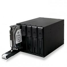 ICY BOX IB-565SSK carcase pentru HDD Raidsonic