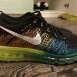 Adidasi Nike Flyknit - Adidasi barbati Nike, Marime: 43, Culoare: Din imagine