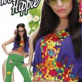 Costum dama Hippie, - Costum carnaval
