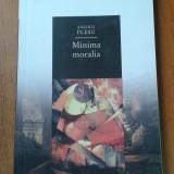 19527 ANDREI PLESU - MINIMA MORALIA - Filosofie