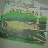 CARTE DE COLORAT, PERIOADA COMUNISTA-AVIOANE - Carte de povesti