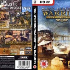 Joc video Full Spectrum Warrior PC - Jocuri PC Thq